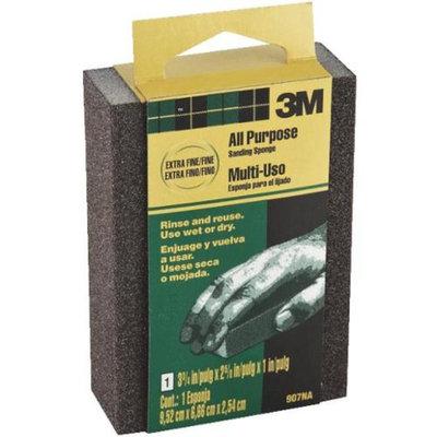 3M 907 3M All-Purpose Sanding Sponge-XF/FINE SANDING SPONGE
