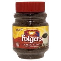 Folgers Classic Roast Instant Coffee - 8 oz