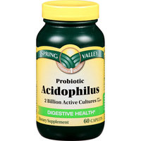 Spring Valley Acidophilus Probiotic Formula