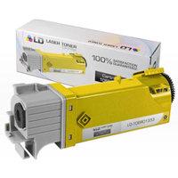LD Xerox Phaser 6125 / 6125N Compatible 106R01333 Yellow Laser Toner Cartridge