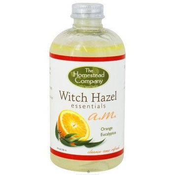 THE HOMESTEAD COMPANY Witch Hazel Am Formula, 8 oz ( Multi-Pack)