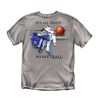 Coed Sportswear Its all about Basketball, XX-Large