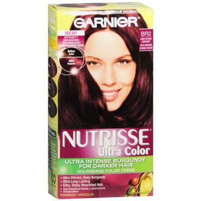 Garnier Nutrisse Ultra Color Creme Garnier Nutrisse Ultra Color Nourishing Color Creme - BR2 Dark