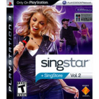 Sony SingStar Vol 2