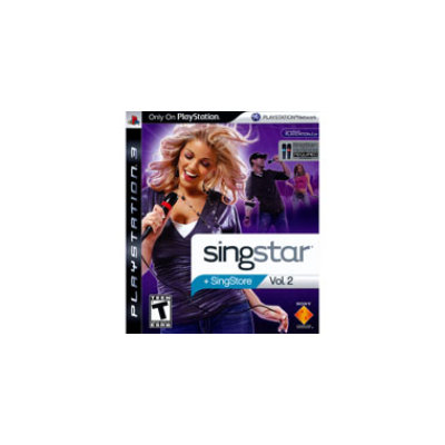 Sony SingStar Vol 2