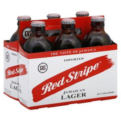 Red Stripe Jamaican Lager Bottles 11.2 oz
