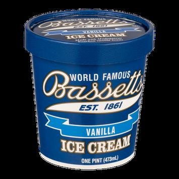 Bassetts Ice Cream Vanilla