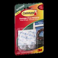Command Damage-Free Hanging Outdoor Window Hooks - 2 CT