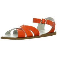 Salt Water Sandals by HOY Shoe Saltwater by Hoy The Original Sandal - Orange-3 Youth