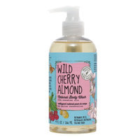 Olivina Body Wash, Wild Cherry Almond, 9 fl oz