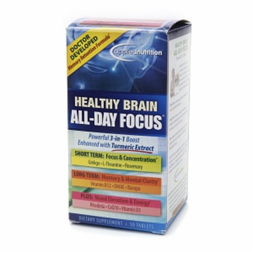 Applied Nutrition Healthy Brain All-Day Focus