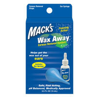 Mack's Wax Away Earwax Removal System