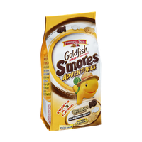 Pepperidge Farm Goldfish S'mores Adventures Baked Graham Snacks