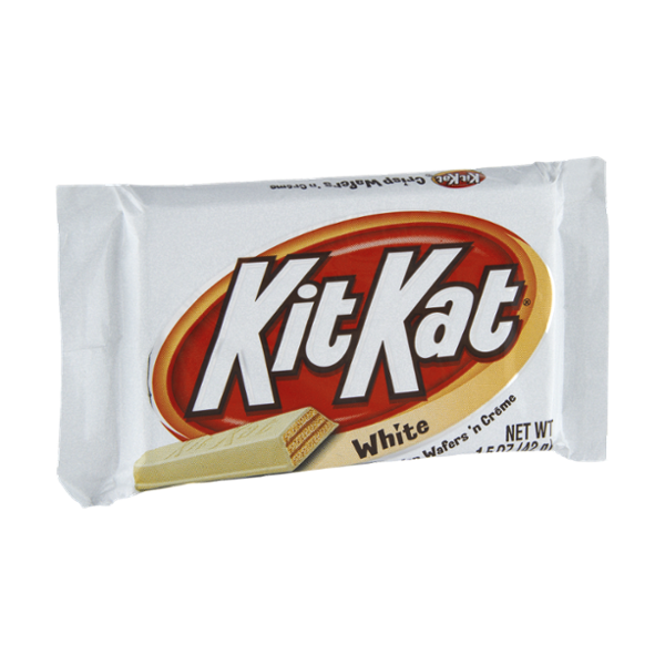 Kit Kat White Crisp Wafers 'n Creme Bar