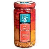 Tillen Farms Sweet Bell Peppers, 12-Ounce Bottles (Pack of 6)