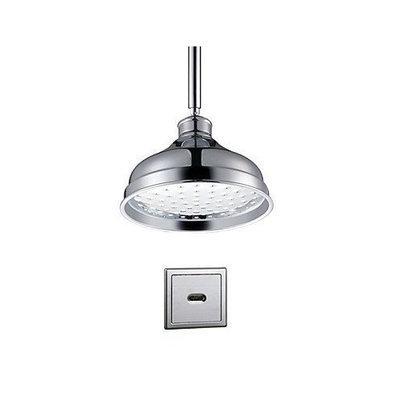 Arctic Chrome Automatic Touchless Sensor Shower Faucet