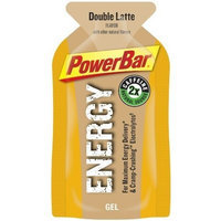 PowerBar Double Latte Energy Gel 2X Caffeine