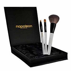 Napoleon Perdis Swept Away - Swell Shell Brush Set ($350 Value!)