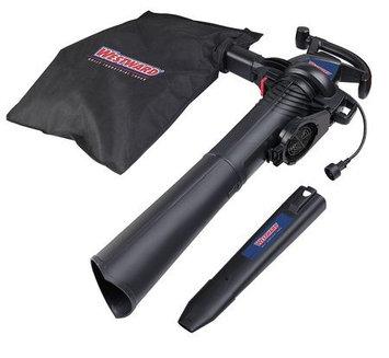 WESTWARD 20X615 Handheld Blower/Vacuum, Electric,375 CFM