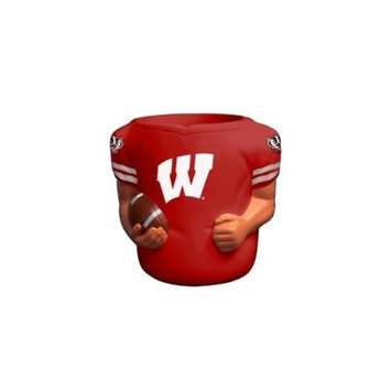Caseys Distributing 2655170827 Wisconsin Badgers Jersey Can Cooler