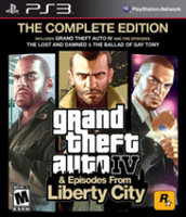 Rockstar North Grand Theft Auto IV Complete Edition