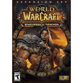 Activision World of Warcraft: Warlords of Draenor (PC Game)