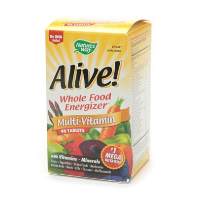 Nature's Way Alive! Whole Food Energizer Pea Protein