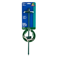 Top Paw Dome Stake Dog Tie-out