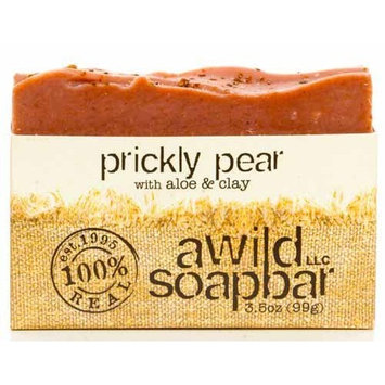 A Wild Soap Bar Prickly Pear Soap