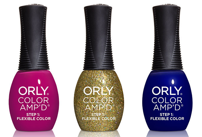 ORLY Color Amp\'d Reviews