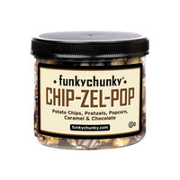 FunkyChunky Chip-Zel-Pop Mini Canister (3-8z)