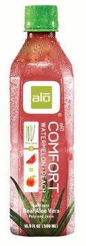 ALO Comfort Real Aloe Vera & Juice Watermelon & Peach 16.9 fl oz