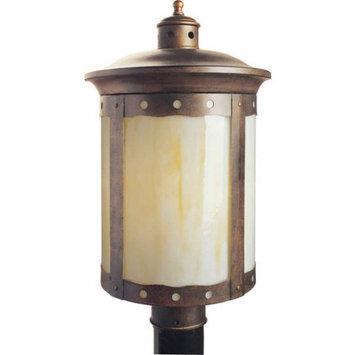 Unbranded 15-in Rustic SienOutdoor Wall Light LW100320141
