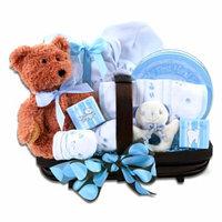 Alder Creek Gifts Welcome Home Baby Bundle, Boy, 1 ea
