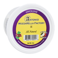Antonio Mozzarella Factory Fresh Mozzarella Ovoline