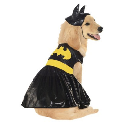 DC Comics Batgirl Pet Costume - XL