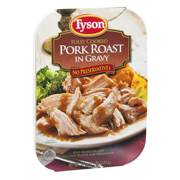 Tyson Pork Roast in Gravy