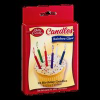 Betty Crocker Birthday Candles