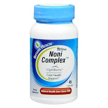 Botanic Health Ultra Noni Complex Dietary Supplement Capsules