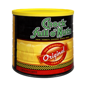 Chock Full O' Nuts Original Roast Ground Coffee