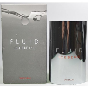 Iceberg Fluid By Iceberg For Women. Eau De Toilette Spray 1.7 Ounces