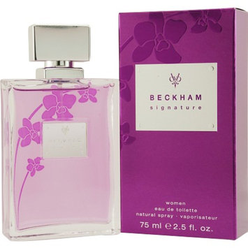 Signature by Beckham Women's Eau De Toilette Spray