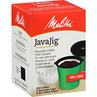 Melitta JavaJig Reusable Coffee Filter System
