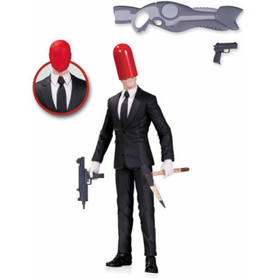 DC Comics Designer Series 2 Greg Capullo Red Hood Action Figure