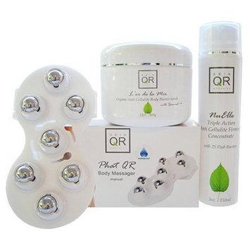 Skin QR Organics Phat QR Solutions Anti Cellulite Collection