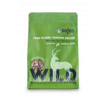 Sojos WILD Free Range Venison Dog Food