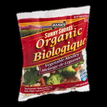 Mann's Sunny Shores Organic Vegetable Medley
