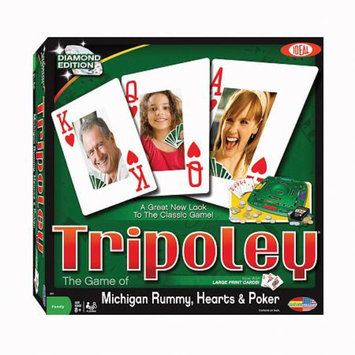 Tripoley Diamond Edition Game Ages 8+