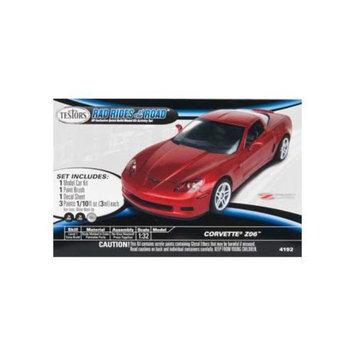 Testors 4192 1/32 Snap Rad Rides Corvette