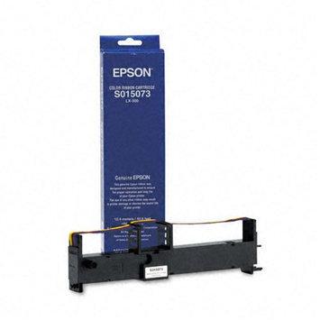 Epson America Inc S015073 Color Ribbon Cartridge LX300+
